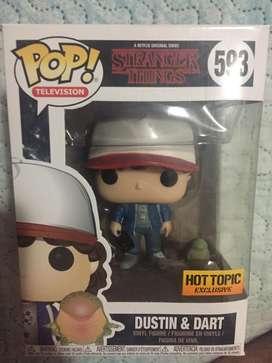 Funko Pop Dustin Stranger Things