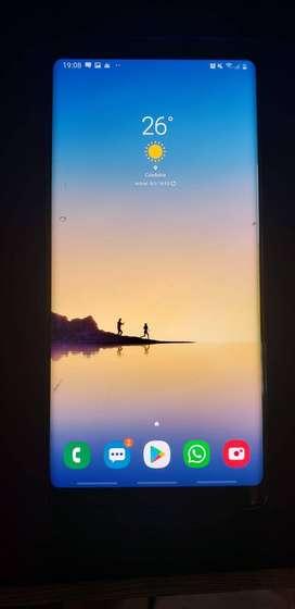 Samsung Galaxy-Note 8 64GB 6GB RAM Liberado De Fábrica
