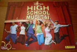 02 Posters High School Musical Panini