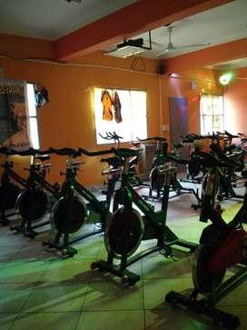 Vendo 12 bicicletas Fijas profesionales usadas