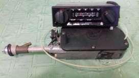 Vendo Radio Original de Mercedes Benz y Antena.-