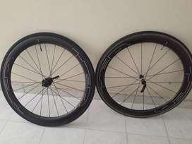 Se vende ruedas de carbono hed