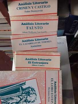 Análisis literario de Fausto de lazarillo de tormes el extranjero el lobo estepario
