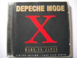 depeche mode made in japan consultar cd bootleg buen estado