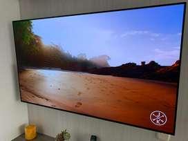 "VENDO TV LG OLED 55"" (139 cm) 4K UHD GARANTÍA EXTENDIDA 1 AÑO"