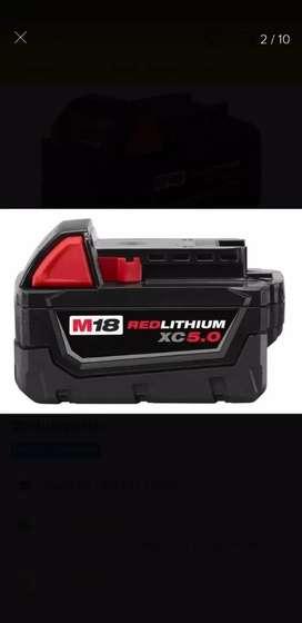 Batería para taladro