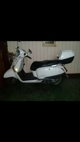 Kymco Like 125 9800 Km Pto moto mayor valor
