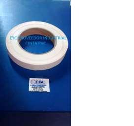 CINTA PVC BLANCA 12MM*150 MTRS PQTEX 12 UNIDADES $96.000