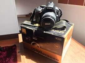 Cámara Nikon D5300 18-55