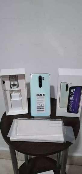 Se vende Xiaomi redmi note 8pro 64gb 6de ram