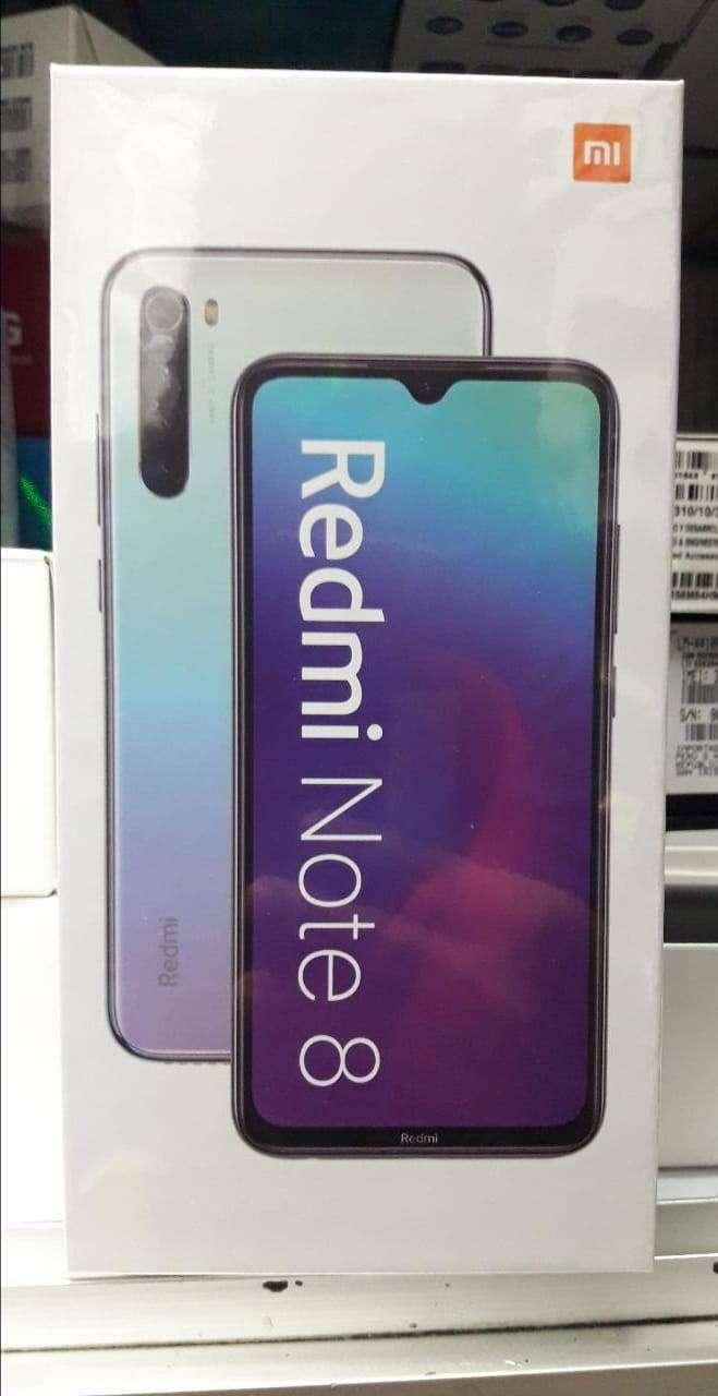 REDMI NOTE 8 32Gb Con Garantía de Tienda 100% ORIGINALES 0