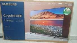 Smart tv samsung 50 pulgas crystal tu7000