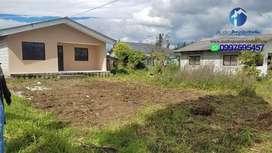 Terreno en venta Sector Ricaurte, Cuenca, con casa