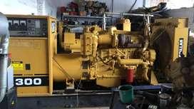 Planta eléctrica Caterpillar 3406 de 300 kW