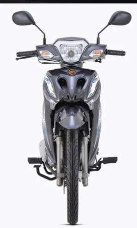 Se vende moto keeway  señoritera en buen estado y muy económica .