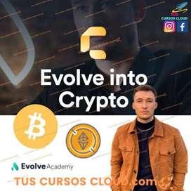 Curso Evolve Into Crypto 2021 de EvolveAcademy