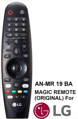 Nuevo Magic Lg An-mr 19ba Original Para Smart Tv Lg Um Sm W9