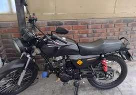 Se vende nkd 125 como nueva