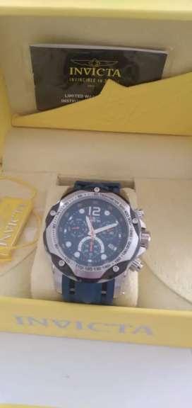Hermosos reloj Invicta