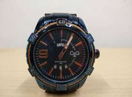 Reloj C&Q AZUL PARA CABALLERO