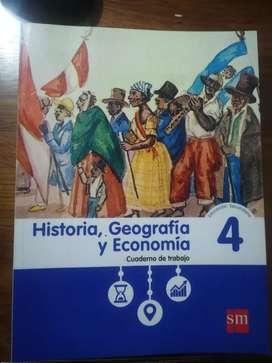 Historia geografía y economía 4