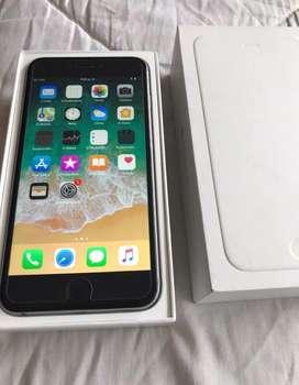 Iphone 6 Plus de 16gb con caja y accesorios