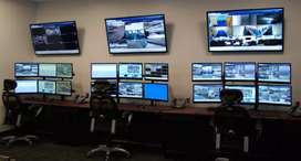 Instalación y mantenimiento de cámaras de seguridad (Cctv).