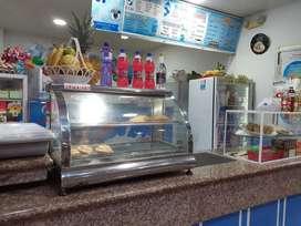 Vendo Cafeteria Y Jugueria