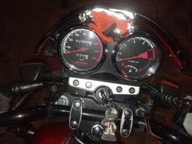 Motocicleta GS125 AÑO 2011