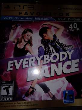 Juego Everybody Dance ps3