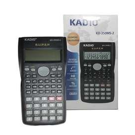 Calculadora cientifica Kadio