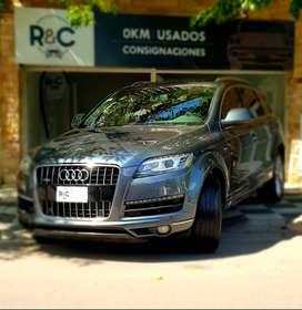 Audi Q7 3.0 V6 FSI Quattro 333HP SE '13 - 177.000km - Perfecto estado!!