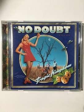 No doubt tragic kindom cd