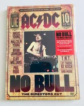 Dvd AC/DC IMPORTADO SELLADO EMPAQIE ORIGINAL
