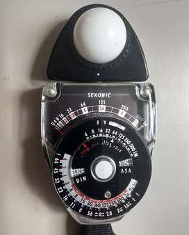Exposímetro Sekonic L28-C