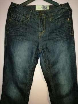 Jean Azul Usa Talla 24