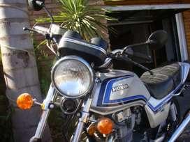Honda cb 400 t hawk 1981 unica mano