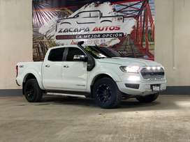 Ford ranger nivel 5 plus automatico 3.2