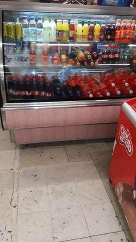 Se vende nevera panoramicarefigeradora para pasteleria