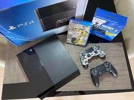 Venta de PS4