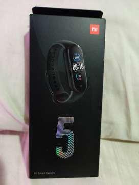 Vendo Xiaomi Mi Smart Band 5 NUEVA