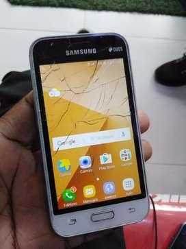 Vendo Samsung J1 Mini Prime Dual sim /tactil fisurado