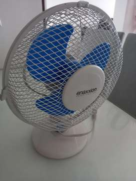 Ventilador reclinable