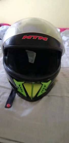 Vendo casco homologado