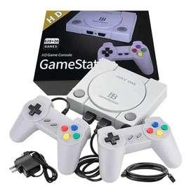 Consola GameStation HD 628+20 Juegos