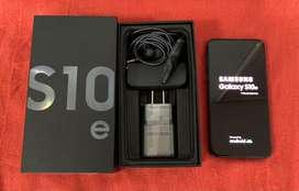 Vendo Samsung Galaxy S10e de 128gb