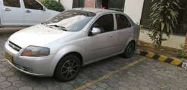 CHEVROLET AVEO - MD 2008.  CC 1.6