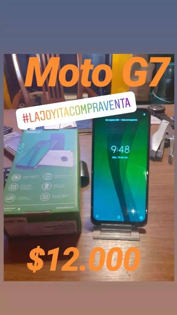Moto g7 64g 0