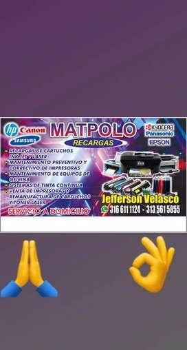 Servicio Técnico A Domicilio impresora