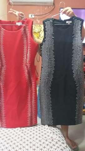 Vestidos elegantes de calvin klein
